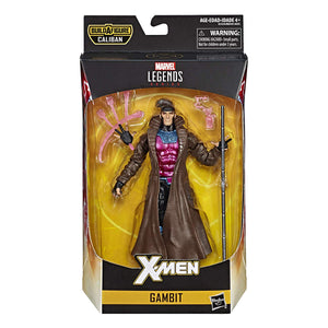Gambit X-Men Marvel Legends Action Figure