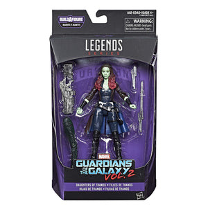 Gamora Guardians Of The Galaxy Marvel Legends 6-Inch Action Figure Mantis Build-A-Figure Wave