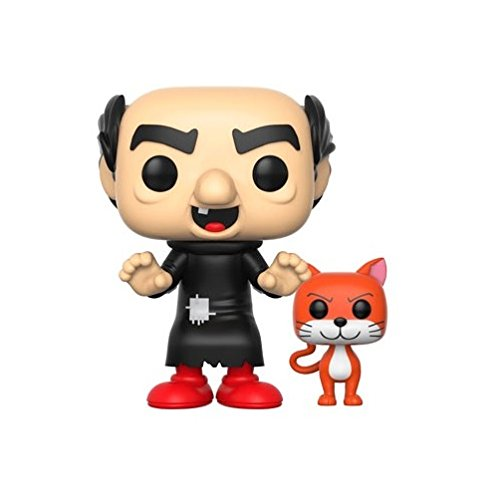 Gargamel with Azrael Funko Pop! Animation Smurfs