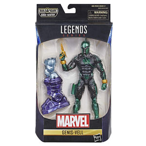Genis-Vell Marvel Legends 6-Inch Action Figure Captain Marvel