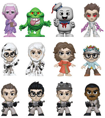 Ghostbusters Funko Mystery Minis Sealed Case