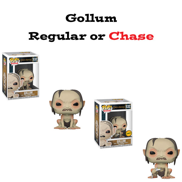 Gollum Funko Pop! Movies Lord of the Rings