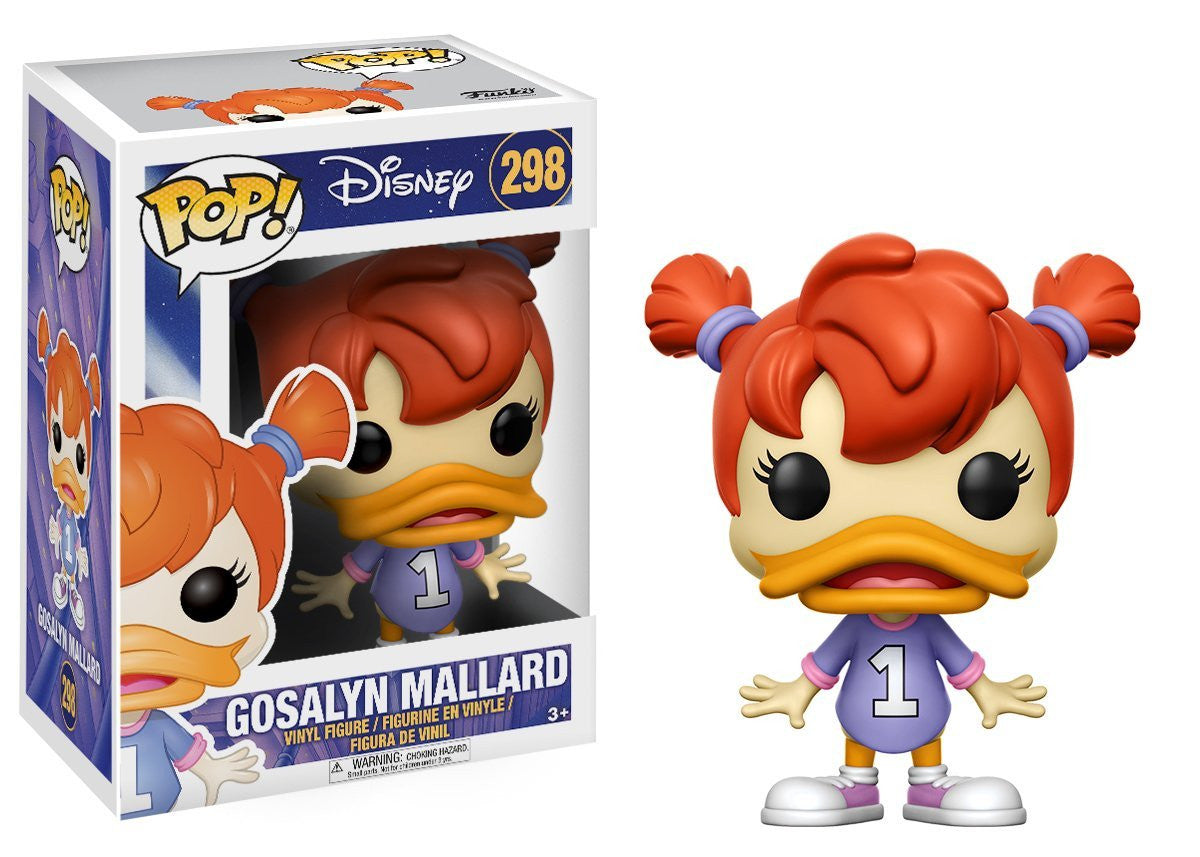 Gosalyn Mallard Funko Pop! Disney