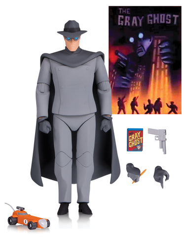 Gray Ghost Batman Animated Series Action Figure