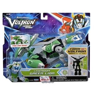 Green Lion Voltron The Legendary Defender Figure