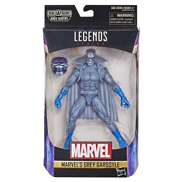Grey Gargoyle Marvel Legends Action Figure