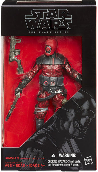 Guavian Enforcer Star Wars Black Series 6-Inch