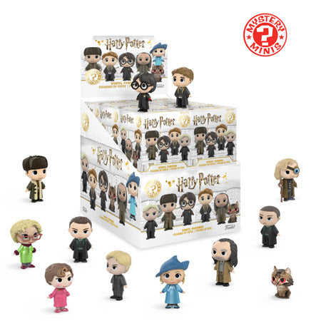 Harry Potter Series 3 Funko Mystery Minis Sealed Case