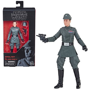Admiral Peitt Star Wars Black Series 6-Inch