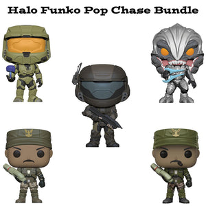Halo Funko Pop! Games Chase Bundle