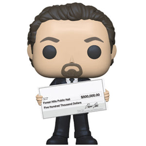 Happy Hogan Funko Pop Marvel Spider-Man Far From Home