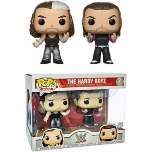 Hardy Boyz Funko Pop WWE 2-Pack