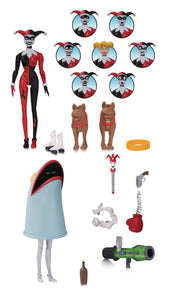 Harley Expressions Pack Batman The Animated Series Action Figure