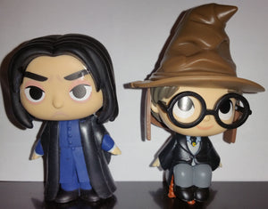 Snape and Sorting Hat Harry Potter Funko Mystery Minis