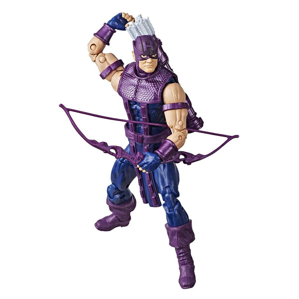 Hawkeye Marvel Legends Vintage 6-Inch Action Figure