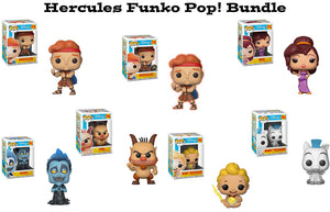 Hercules Funko Pop! Disney Chase Bundle