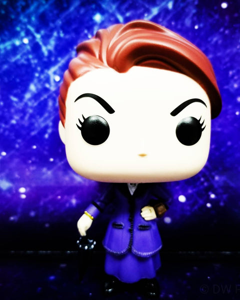 Missy Doctor Who Funko Pop