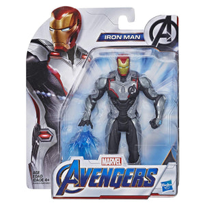 Iron Man Marvel Avengers Endgame 6-Inch Action Figure