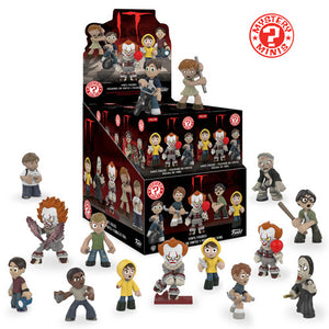 It Funko Mystery Minis Sealed Case