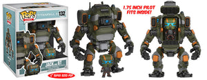 Jack and BT Titan Vehicle Funko Pop! Games Titanfall 2