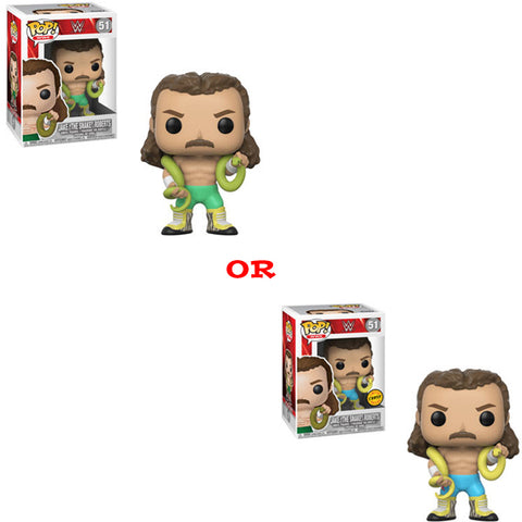 Jake the Snake Roberts Funko Pop