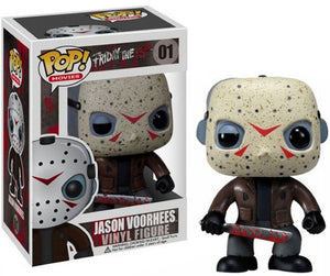 Jason Voorhees Funko Pop! Movies Friday the 13th