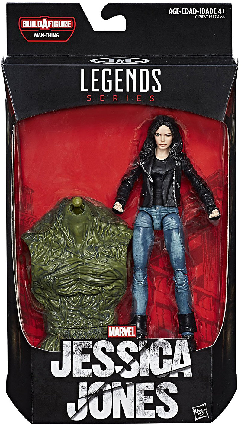 Jessica Jones Marvel Legends 6-Inch Action Figure