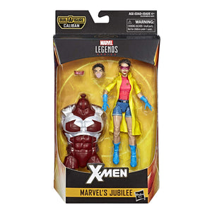 Jubilee X-Men Marvel Legends Action Figure