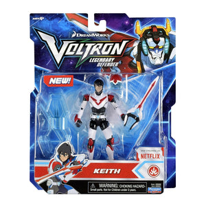 Keith Voltron Legendary Defender Action Figure