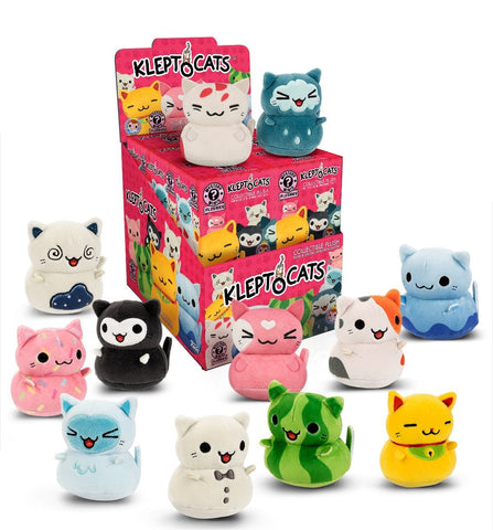 Kleptocats Funko Collectible Plush Mystery Minis