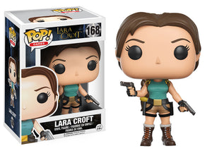 Lara Croft Funko Pop! Games Tomb Raider Not Mint
