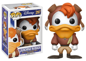 Launchpad McQuack Funko Pop! Disney