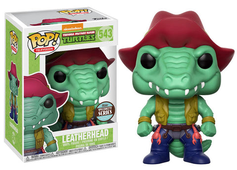 Leatherhead Teenage Mutant Ninja Turtles Funko Pop! Specialty Series