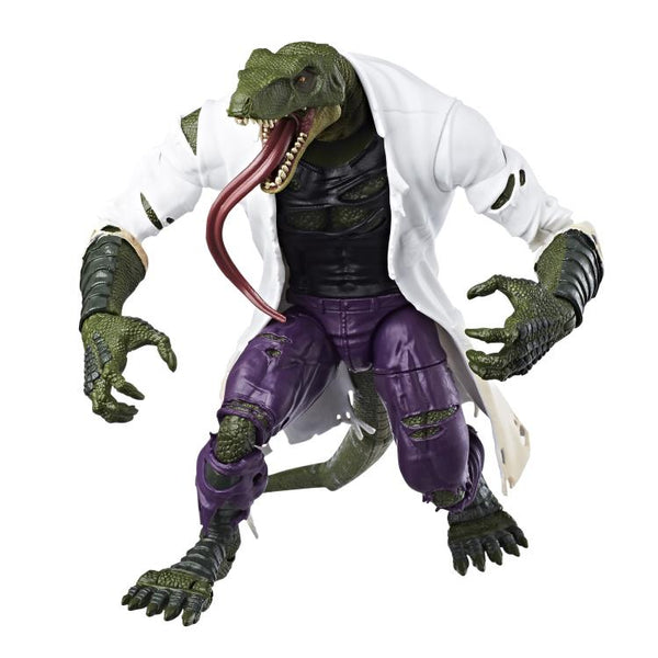 Lizard Marvel Legends Build-A-Figure