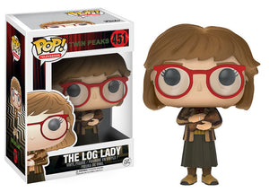 Log Lady Funko Pop! Twin Peaks