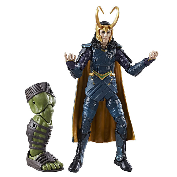 Loki Marvel Legends 6-Inch Action Figure