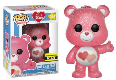 Care Bears Funko Pop! Animation Love-A-Lot Exclusive Bundle A