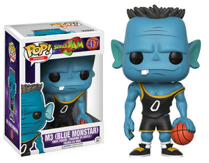 M3 Blue Monstar Funko Pop! Movies Space Jam