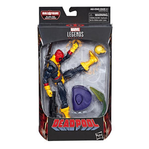 Deadpool X-Men Marvel Legends Sauron Build-A-Figure Wave