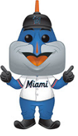 Billy the Marlin Funko Pop Sports MLB Miami Marlins