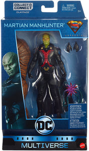 Martian Manhunter DC Comics Multiverse Action Figure