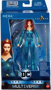 Mera DC Comics Multiverse Trench Monster Collect and Connect Action Figure
