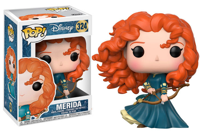 Merida Funko Pop! Disney Brave