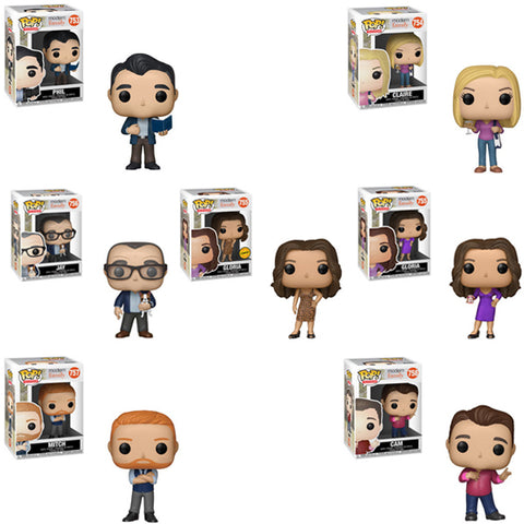 Modern Family Funko Pop Chase Bundle