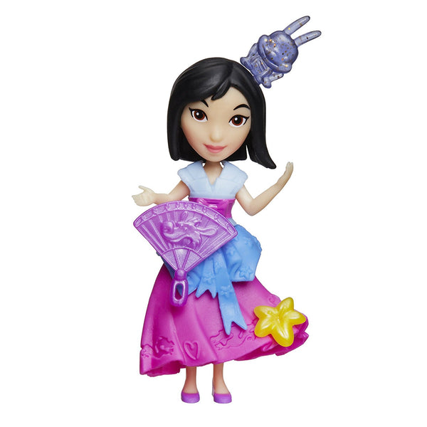 Mulan Disney Princess Little Kingdom Small Doll