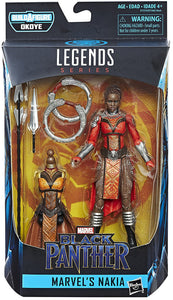 Nakia Marvel Legends 6-Inch Action Figure