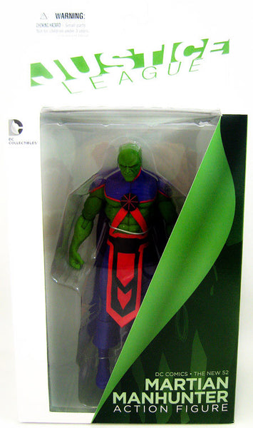 Martian Manhunter DC Comics New 52 Justice League Action Figure