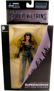 Superwoman DC Comics Super-Villains Action Figure