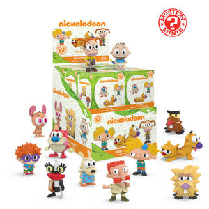 Nickelodeon Funko Mystery Minis Sealed Case