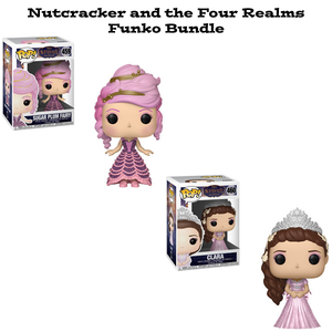 The Nutcracker and the Four Realms Funko Pop! Disney Bundle